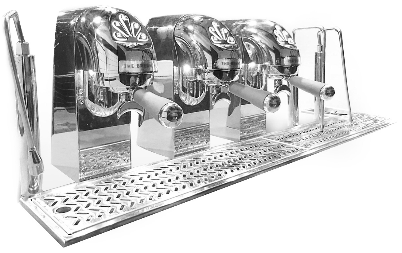 The BrewBar Coffee Machine